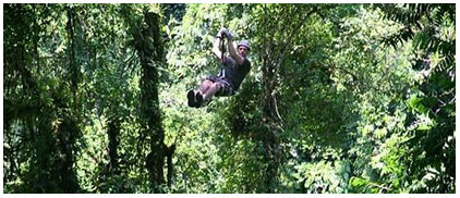 Finca Zipline