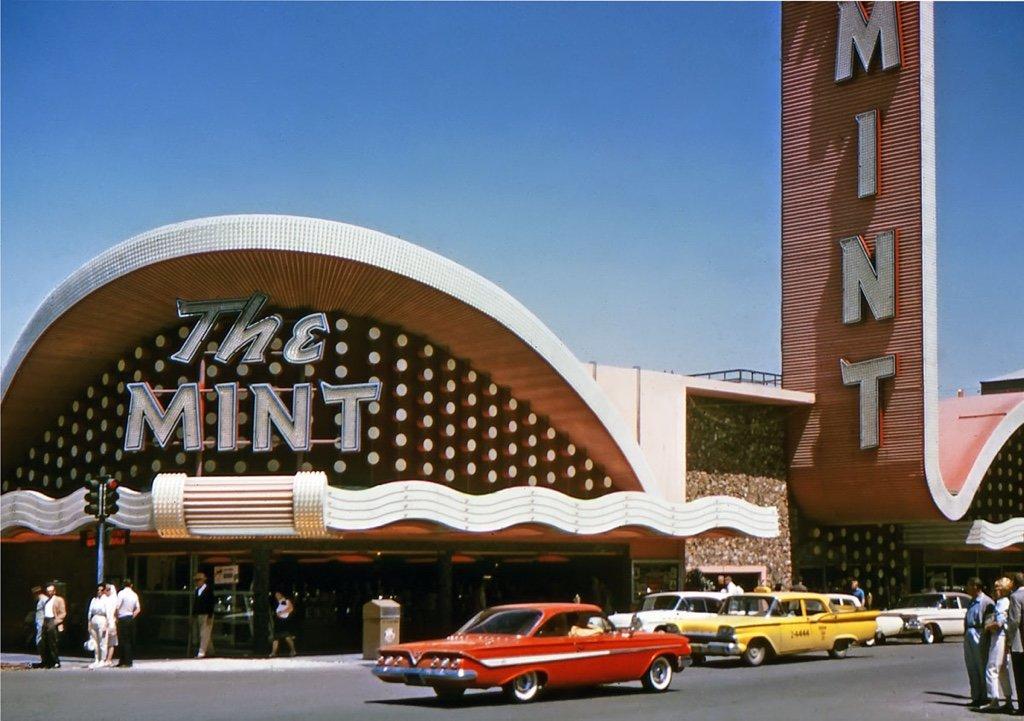 The mint casino