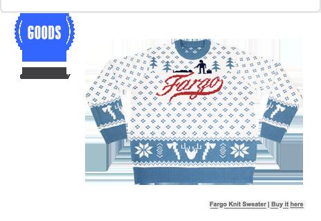 Fargo Knit Sweater