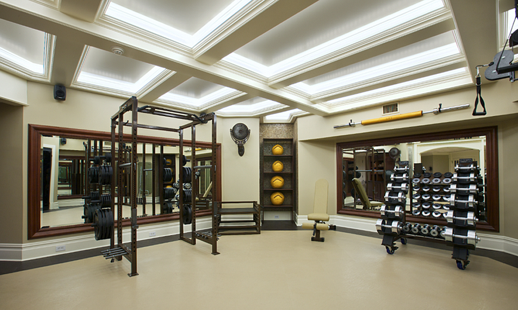 Lift luxury home gym design insidehook