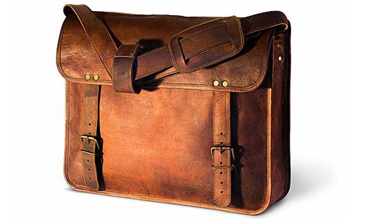 Schoudertassen Vintage : Brothers leather supply insidehook