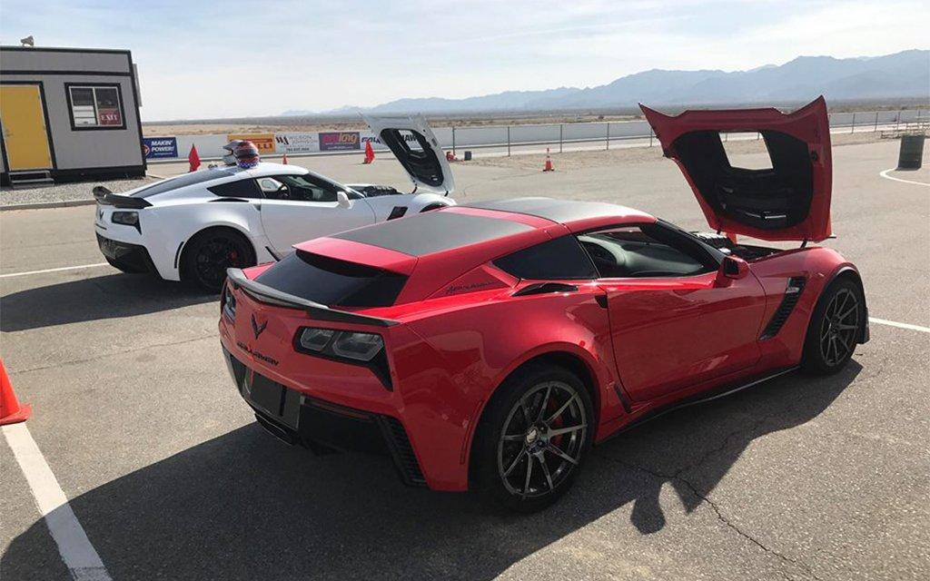 Callaway Aerowagen Package Converts Corvette To Hatchback Insidehook