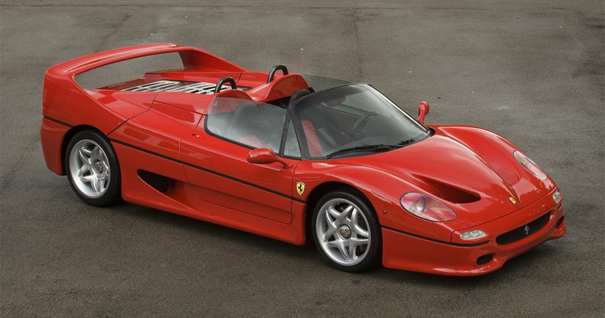 Best Sports Cars Of The '90s