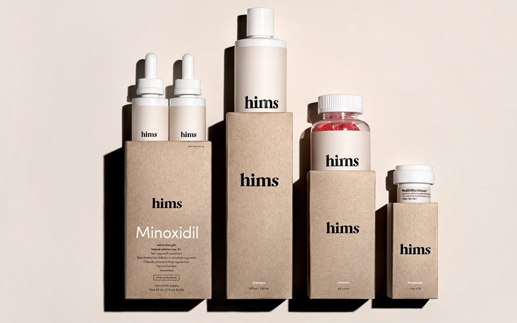 Image result for hims hair kit