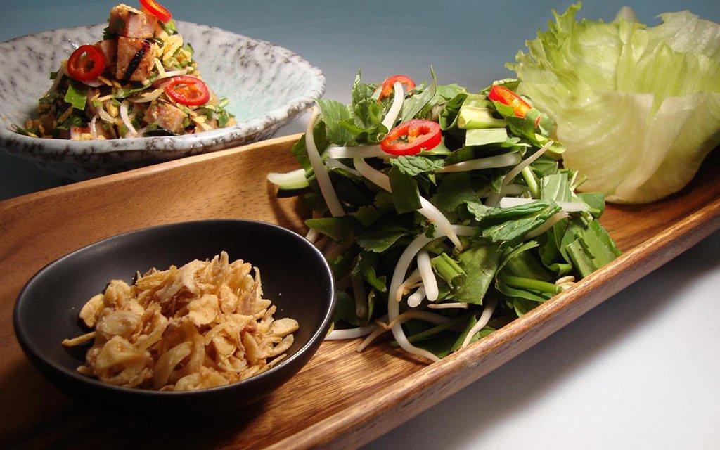 Jue Lan Club Restaurant Week Menu