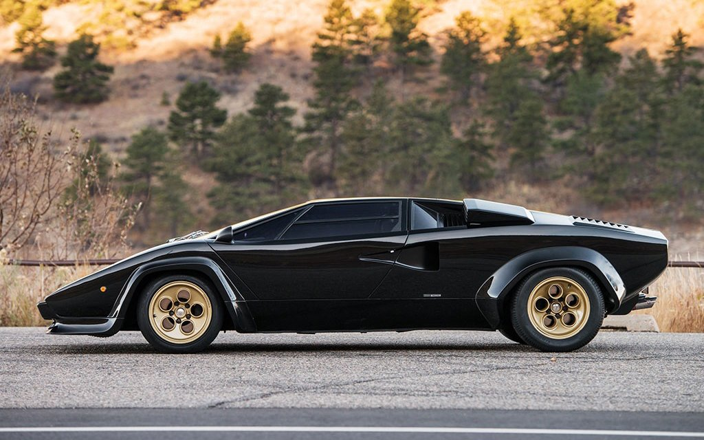 The Reigning Champion Of Vintage Lambos For Sale Insidehook