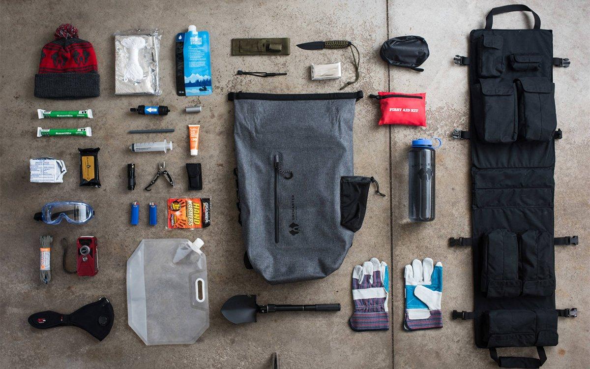 Seventy2 Emergency Survival Bag | InsideHook