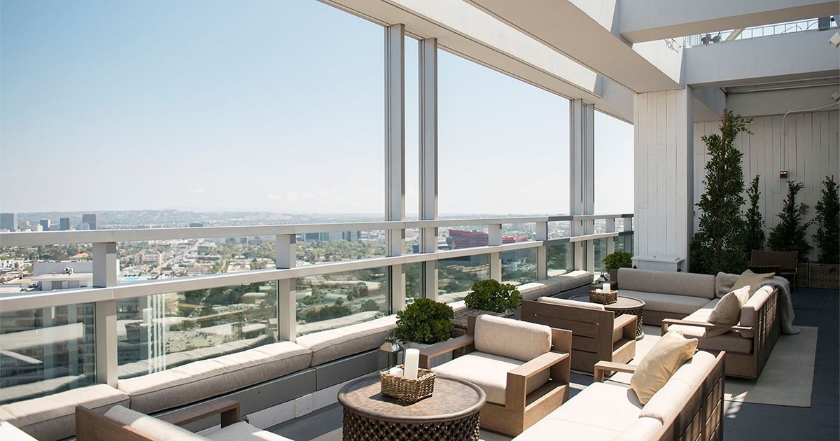 Will hills penthouse be la s new soho house insidehook for Penthouse in los angeles