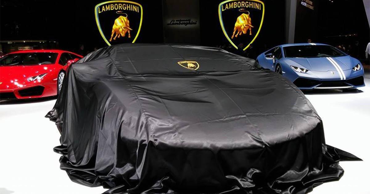 Lamborghini Centenario Is A Great 100th Birthday Present