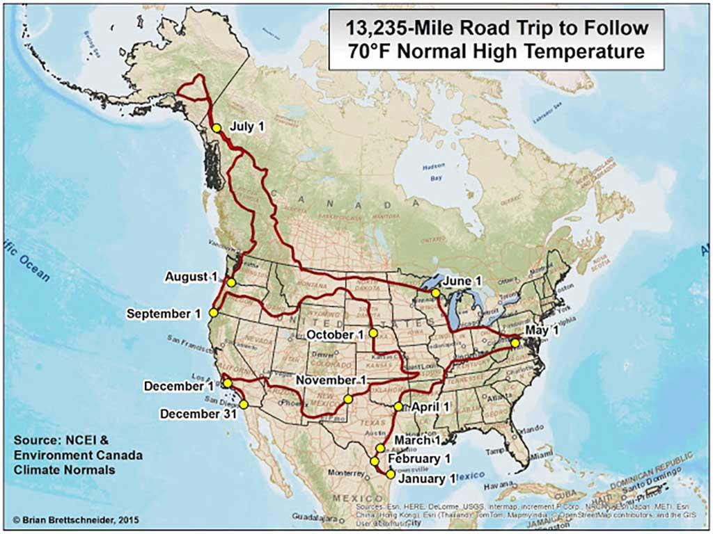 Yearlong Road Trip Insidehook