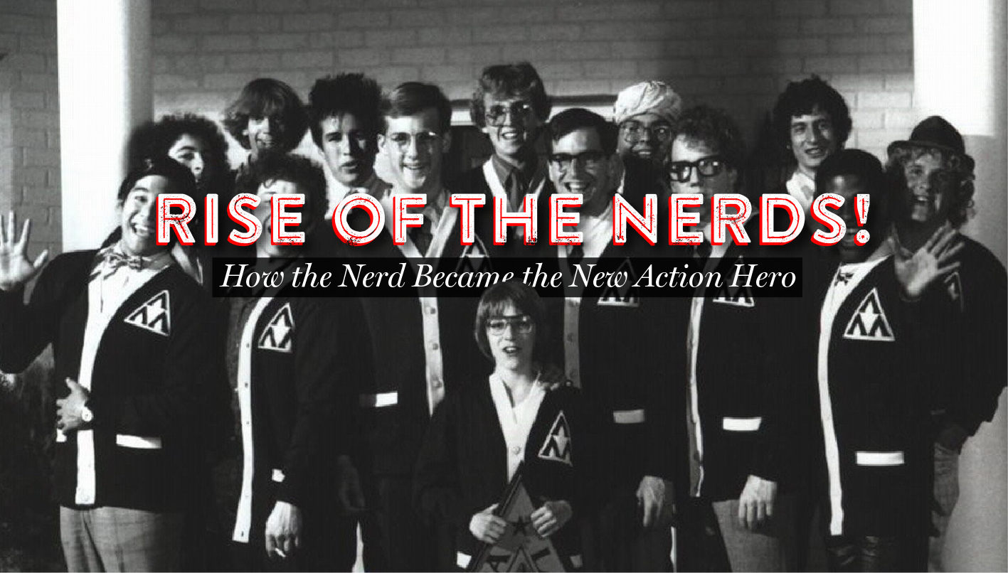 Rise of the Nerds
